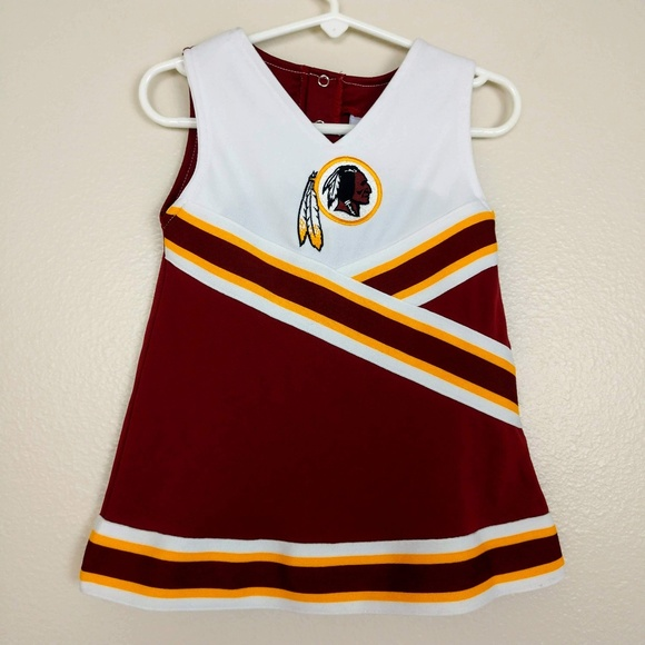 NFL Washington Redskins Cheerleader 18M  B6. M 5bbab1a4d6dc52035816d049.  Other Costumes you may like. Infant ... 7696847fc